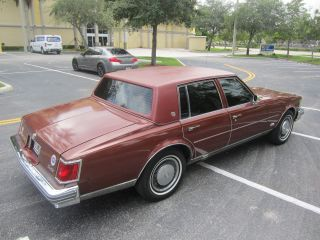 1976 Cadillac Seville Solid Florida Car Bid Now photo