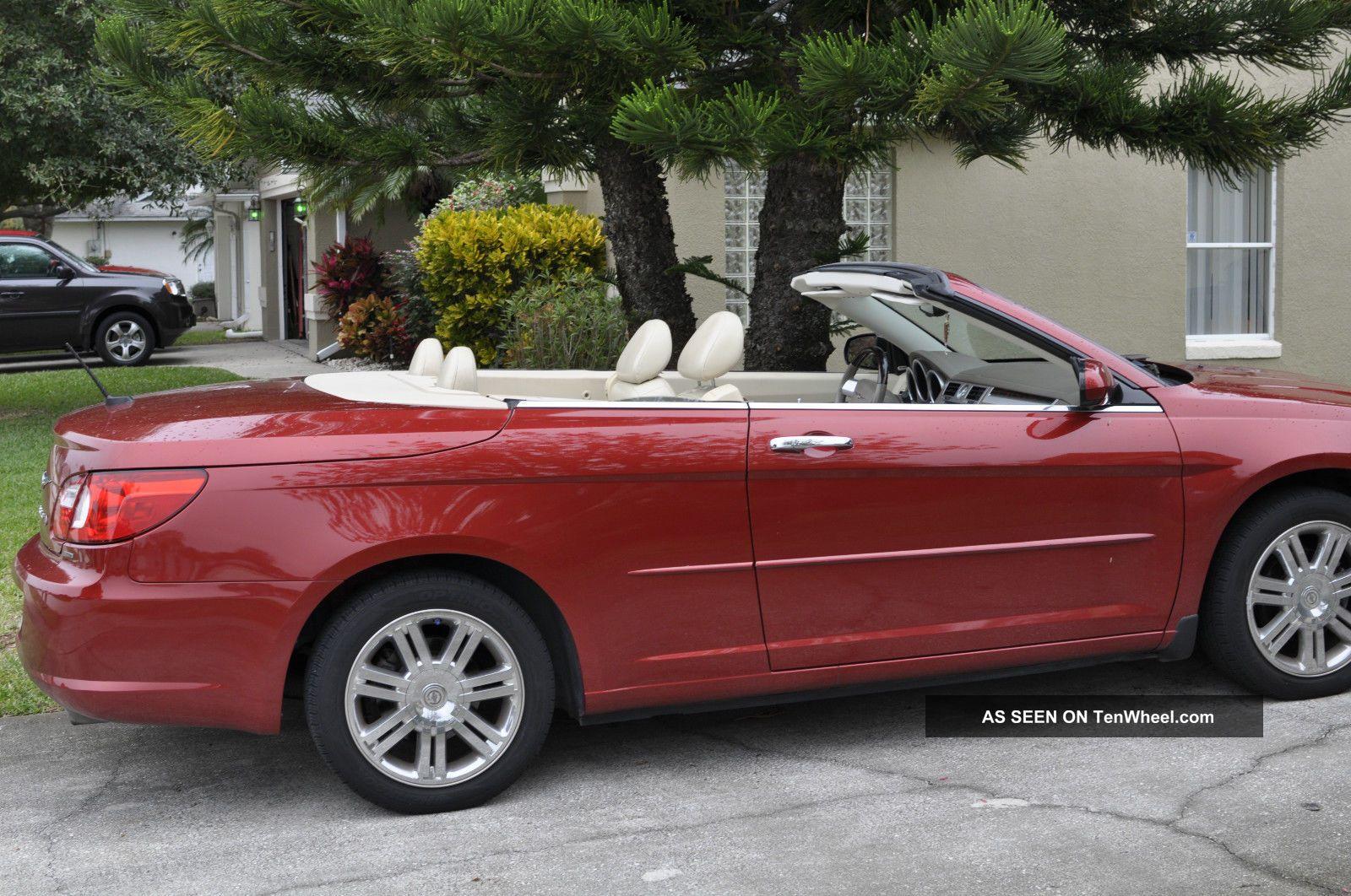 2008 Chrysler Sebring Limited Hard Top Convertiable Sebring photo