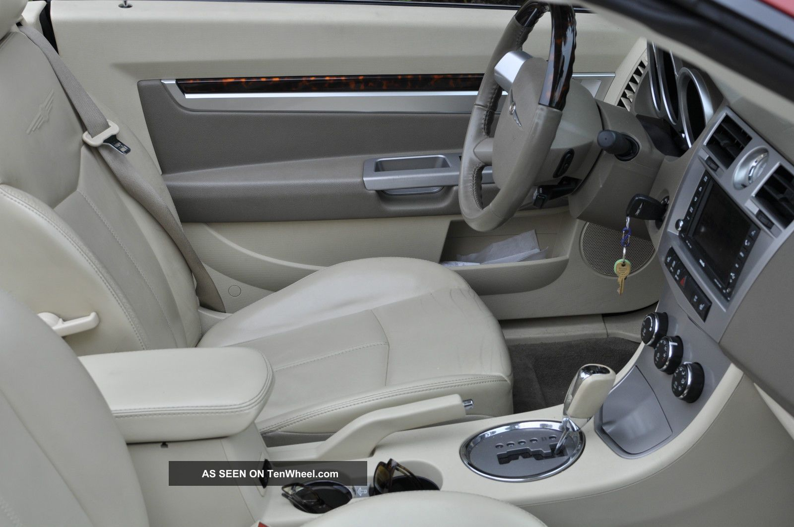 2008 Chrysler Sebring Limited Hard Top Convertiable