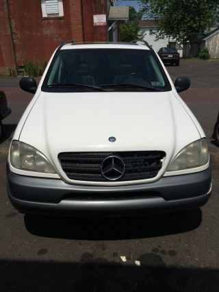 1999 Mercedes Benz Ml320 photo