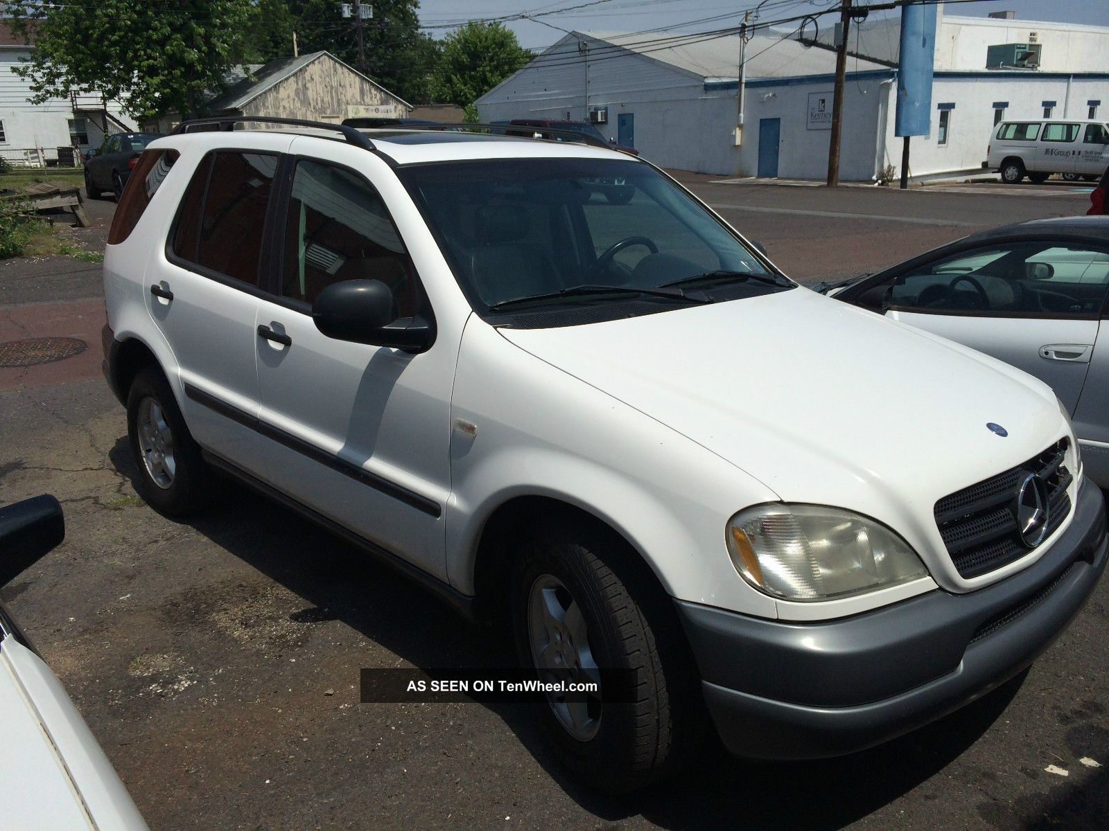 2001 us edition mercedes m class owners manual ml320 ml430 ml 55 amg
