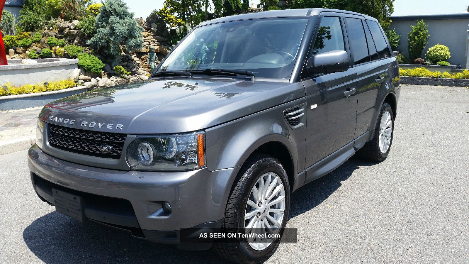 2011 land rover range rover sport hse sport utility 4 door 5 0l. Black Bedroom Furniture Sets. Home Design Ideas