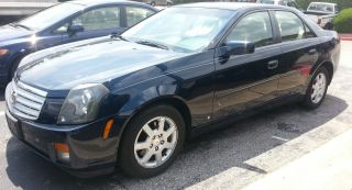 2007 Cadillac Cts Base Sedan 4 - Door 3.  6l photo