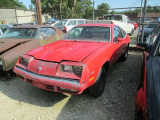 1979 Chevrolet Monza 2+2 V8 Car / Project / No Motor Or Transmission photo