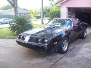1980 Pontiac Firebird Trans Am Coupe 2 - Door 5.  0l photo