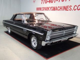 1965 Plymouth Fury Iii Convertible photo