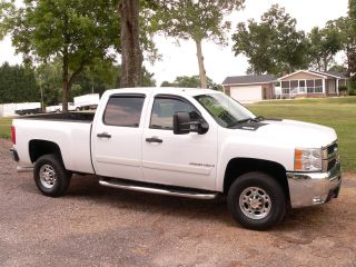 2007 Chevrolet 2500 Duramax Diesel photo