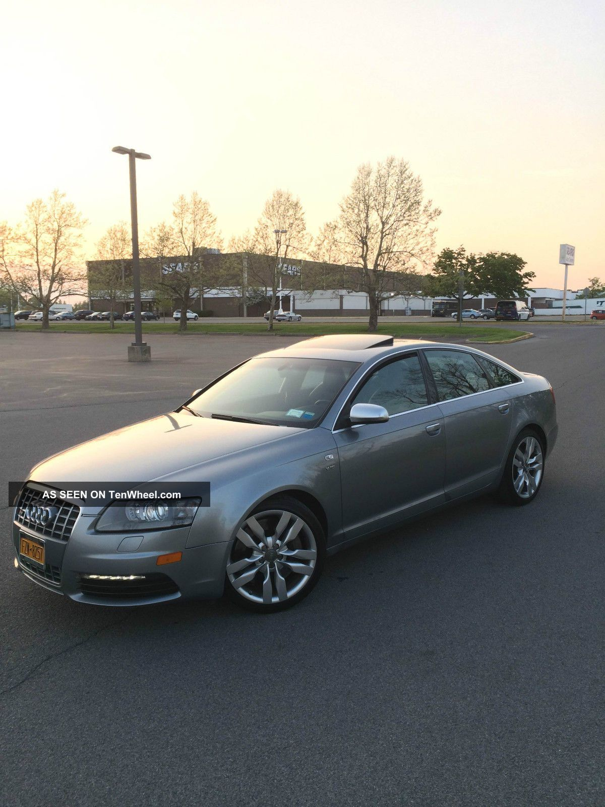 2008 Audi S6 Base Sedan 4 - Door 5.  2l S6 photo