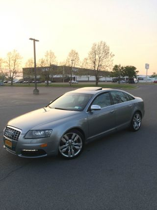2008 Audi S6 Base Sedan 4 - Door 5.  2l photo