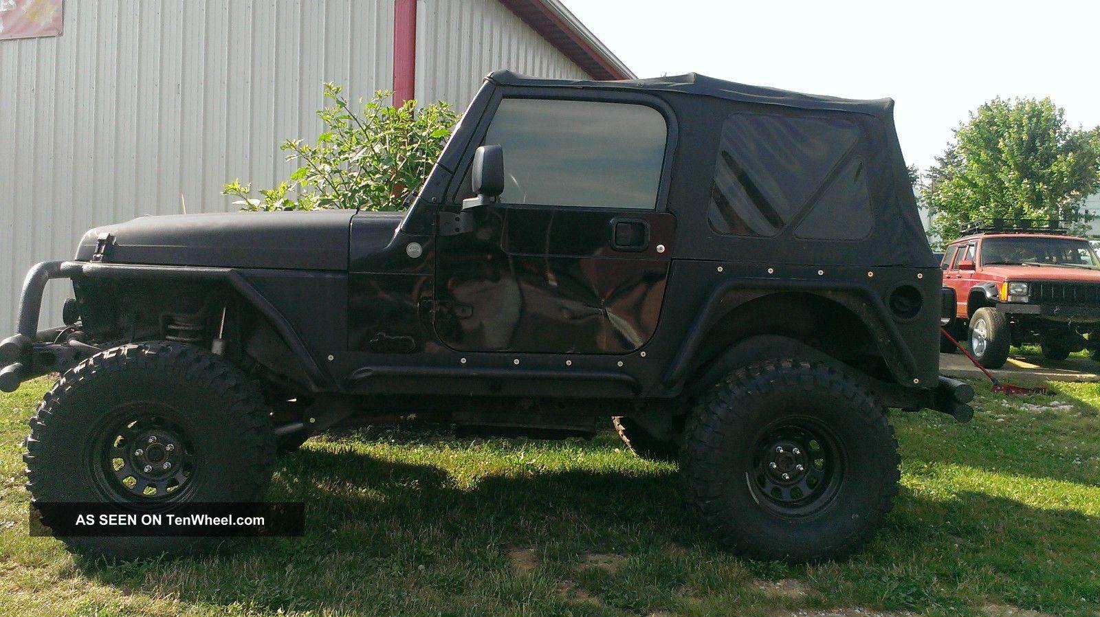 2004 jeep wrangler unlimited sport utility 2 door 4 0l. Black Bedroom Furniture Sets. Home Design Ideas