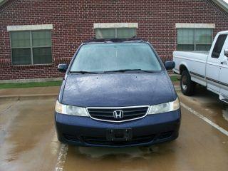 2004 Honda Odyssey Ex Mini Passenger Van 5 - Door 3.  5l photo