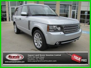 2011 Supercharged 5l V8 32v 4wd Suv Premium photo