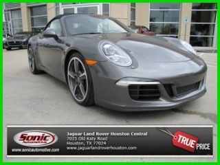 2013 Carrera S 3.  8l H6 24v Rwd Convertible Premium photo