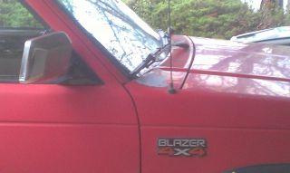 1989 S - 10 Blazer 2 Door 4 X 4 photo