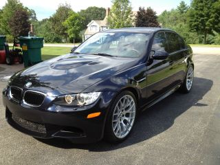 2011 Bmw M3 Competition Package Sedan - E90 Zhp M - Dct photo