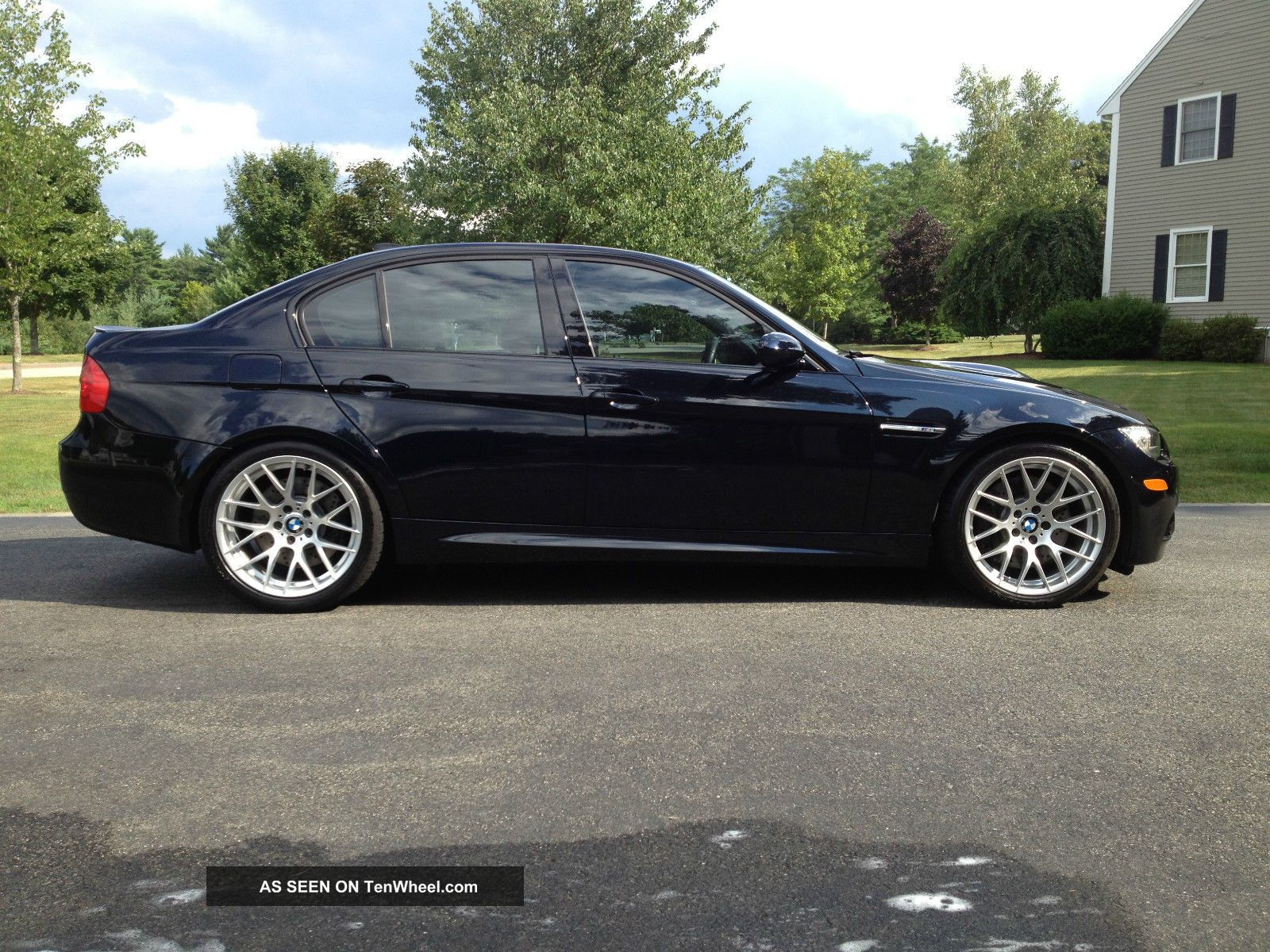2011 Bmw M3 Competition Package Sedan E90 Zhp M Dct