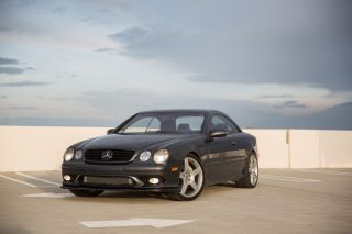 2004 Mercedes Benz Cl55 Amg Cl55amg photo