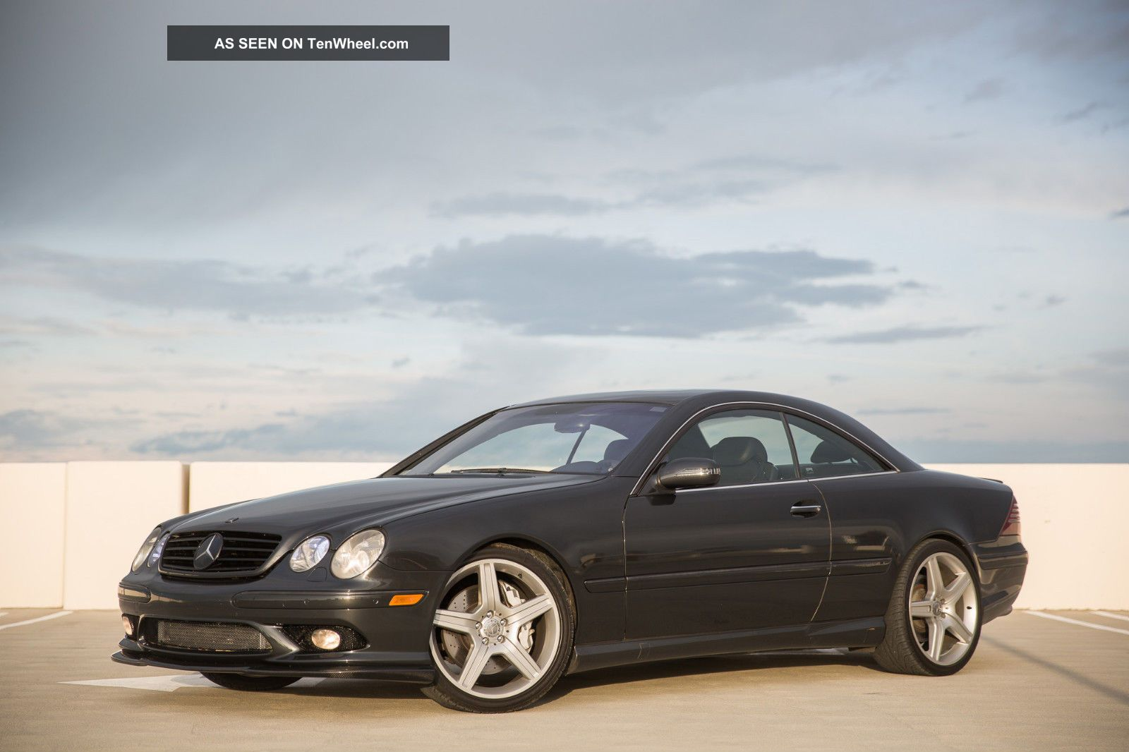 2004 mercedes benz cl55 amg cl55amg