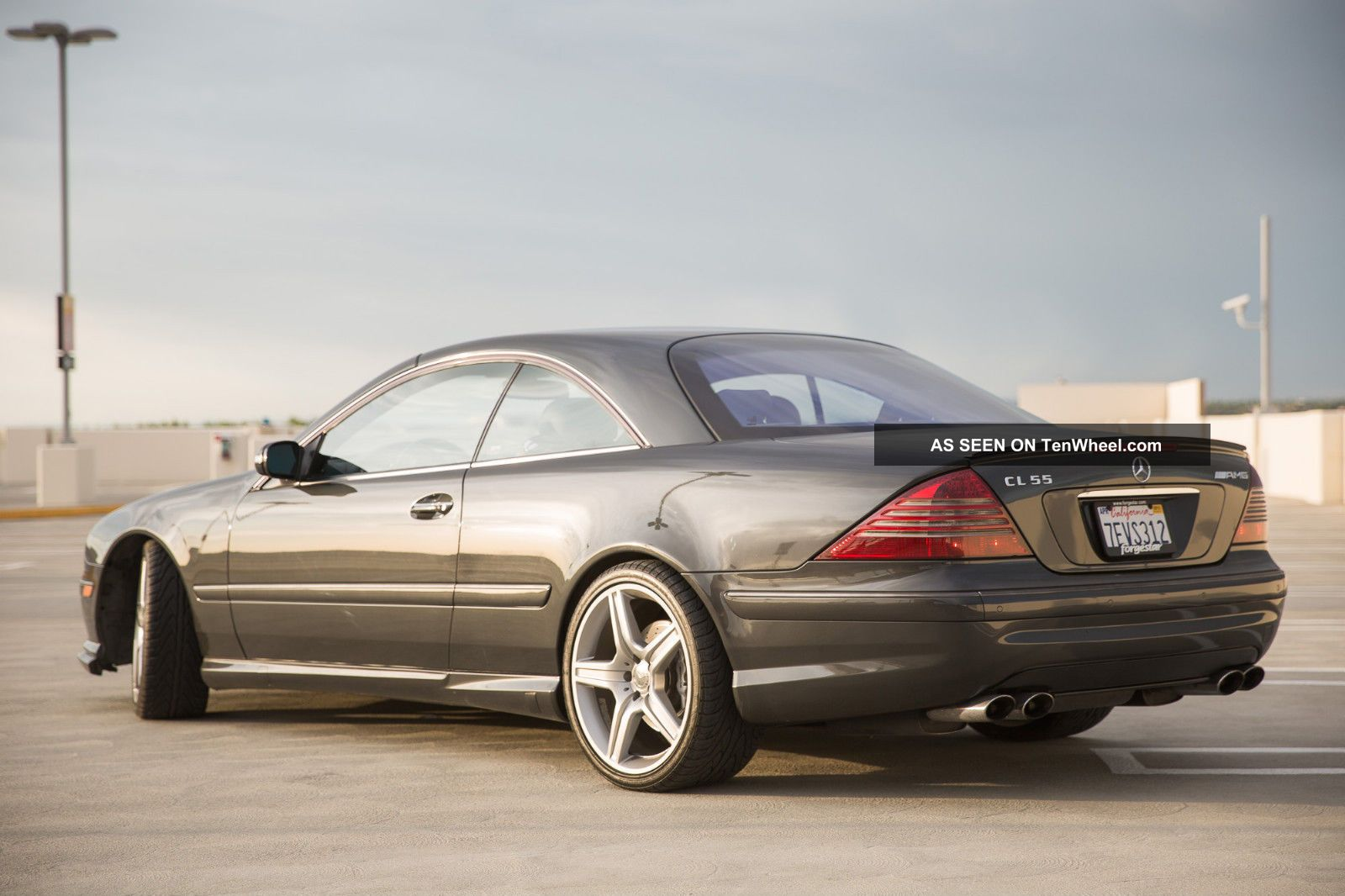 Mercedes Benz Cl Specs