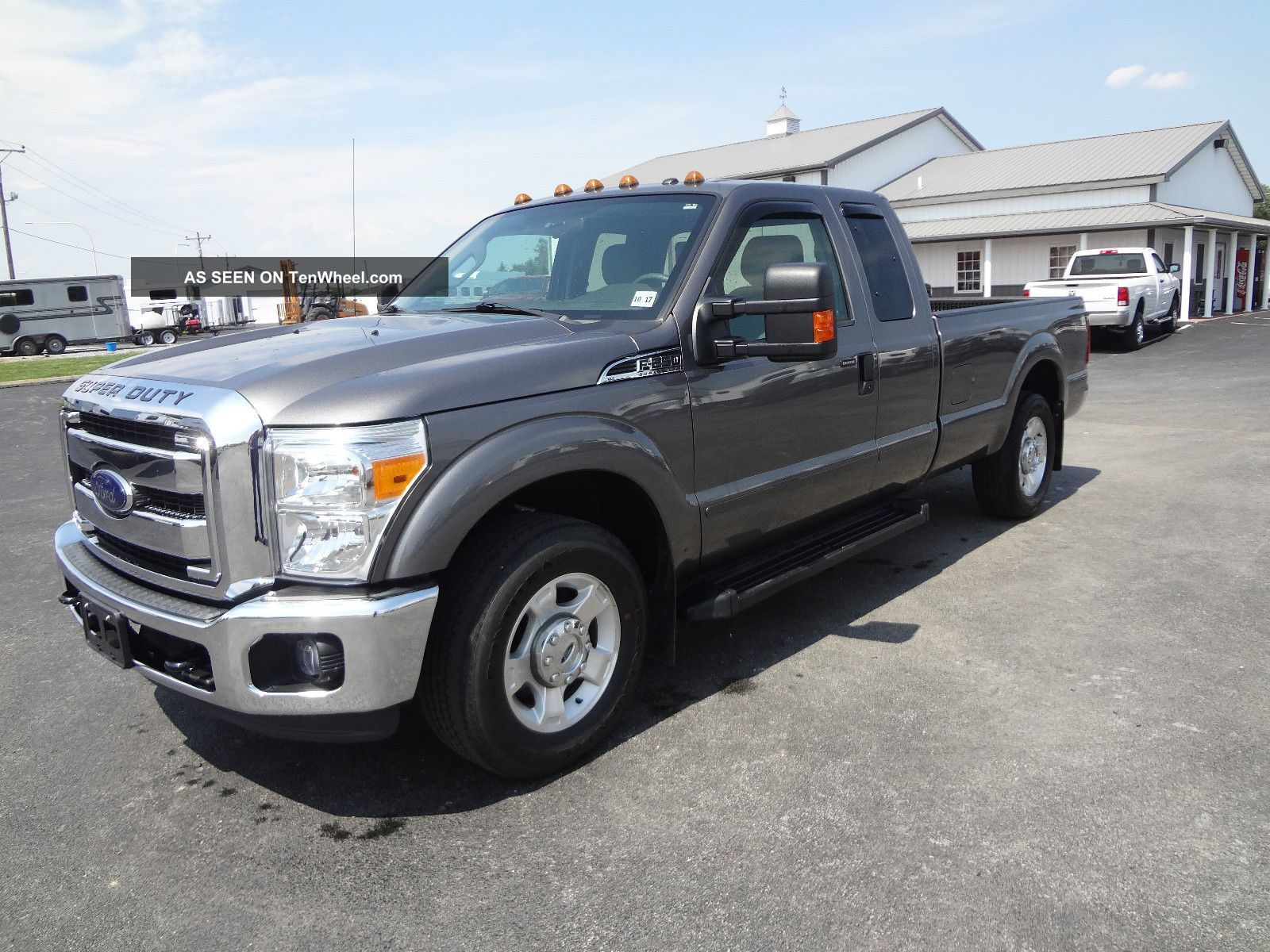 2012 ford f 250 duty xlt extended cab pickup 4 door 6 2l. Black Bedroom Furniture Sets. Home Design Ideas