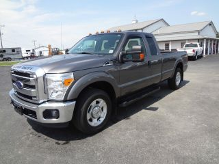 2012 Ford F - 250 Duty Xlt Extended Cab Pickup 4 - Door 6.  2l photo