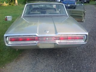 1966 Thunderbird (rare) 428 Big Block photo