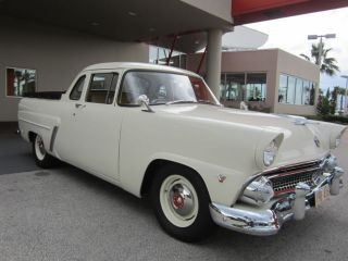 1955 Ford Ute - Australian V8 Mainline Rhd,  3 Speed Manual photo