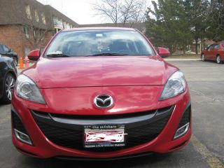 2010 Mazda 3 S Hatchback 4 - Door 2.  5l photo