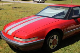 1989 Buick Reatta Base Coupe 2 - Door 3.  8l photo
