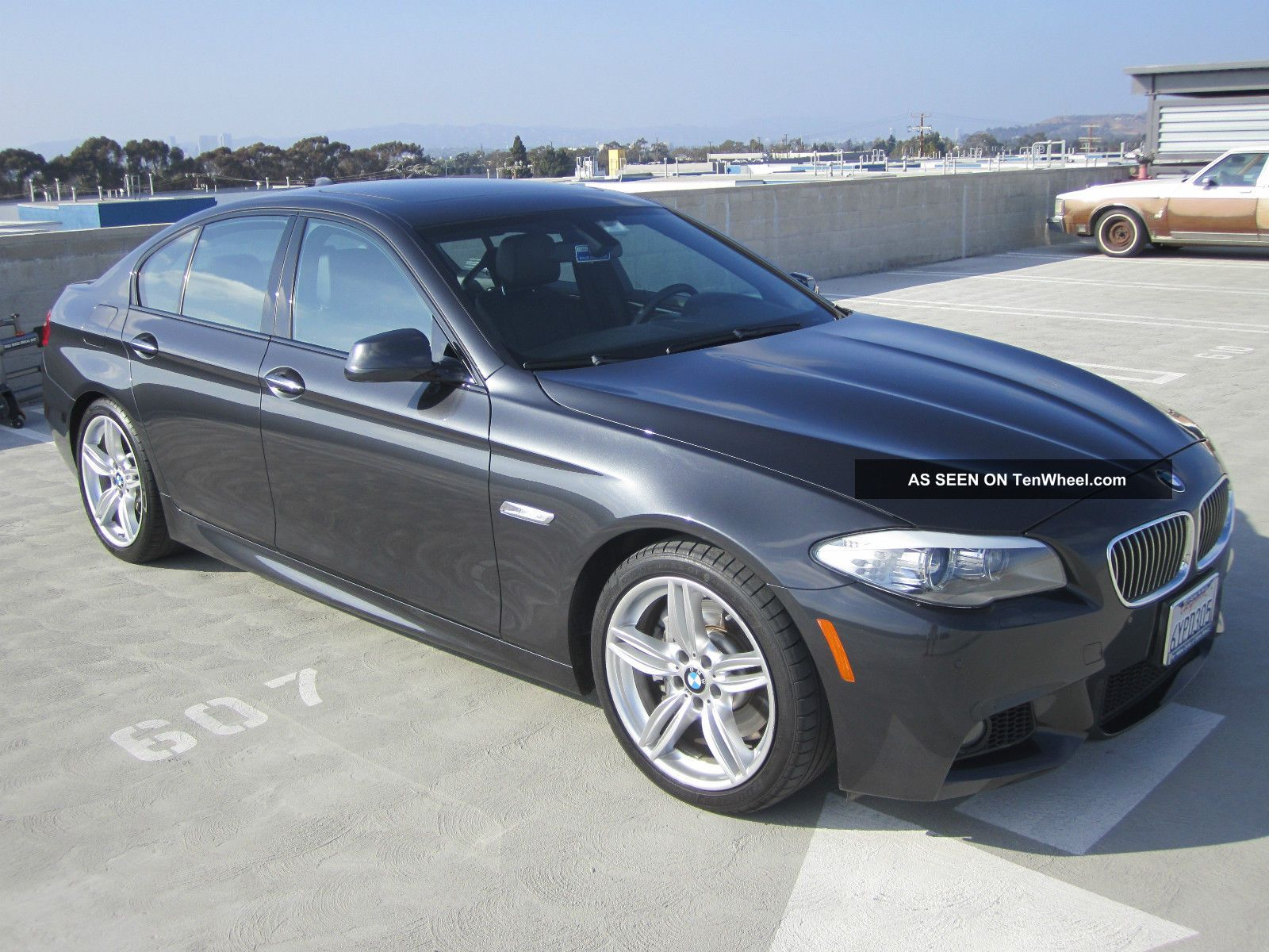 2013 bmw 535i m5 sport package premium package sat dark. Black Bedroom Furniture Sets. Home Design Ideas