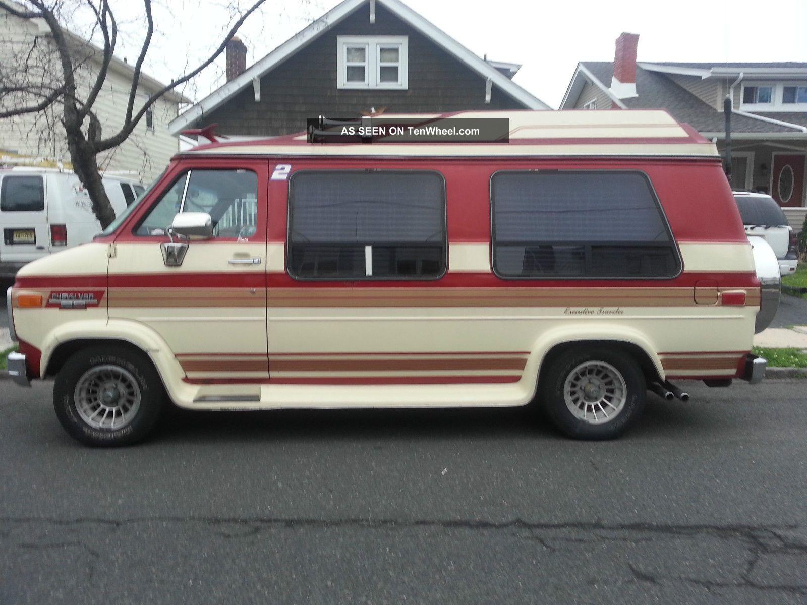 1988 chevy g20 conversion autos post. Black Bedroom Furniture Sets. Home Design Ideas