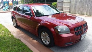 2006 Dodge Magnum Se Wagon 4 - Door 2.  7l photo