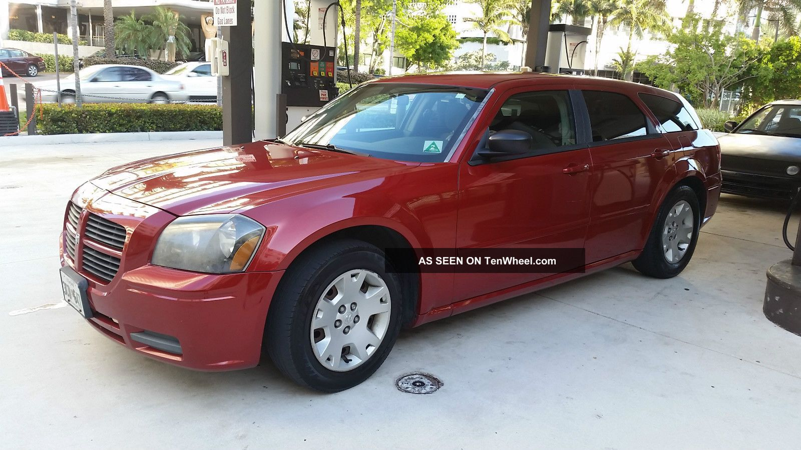 2006 Dodge Magnum Se Wagon 4 Door 2 7l
