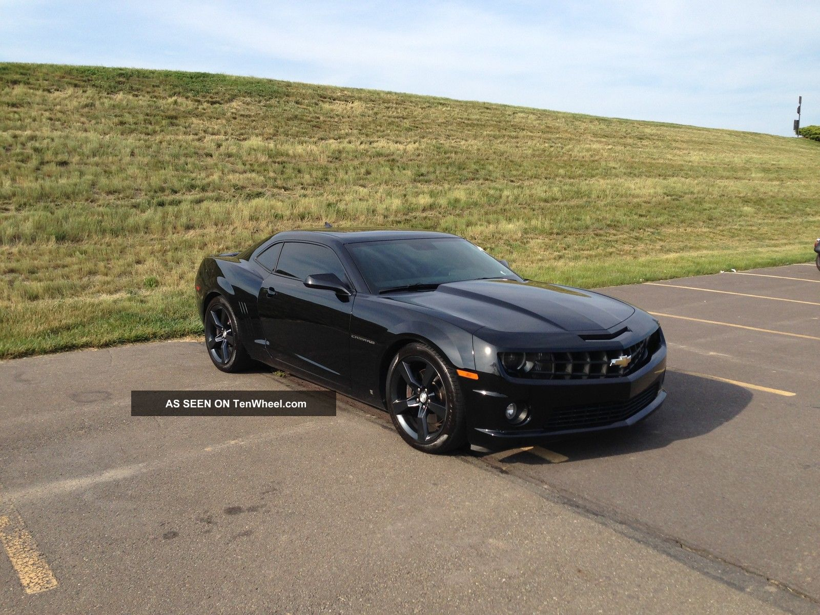 2010 chevrolet camaro 2ss black. Cars Review. Best American Auto & Cars Review