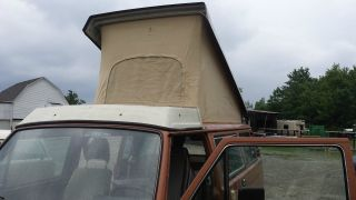 1980 Volkswagen Vanagon Westfalia.  Solid California Project. photo