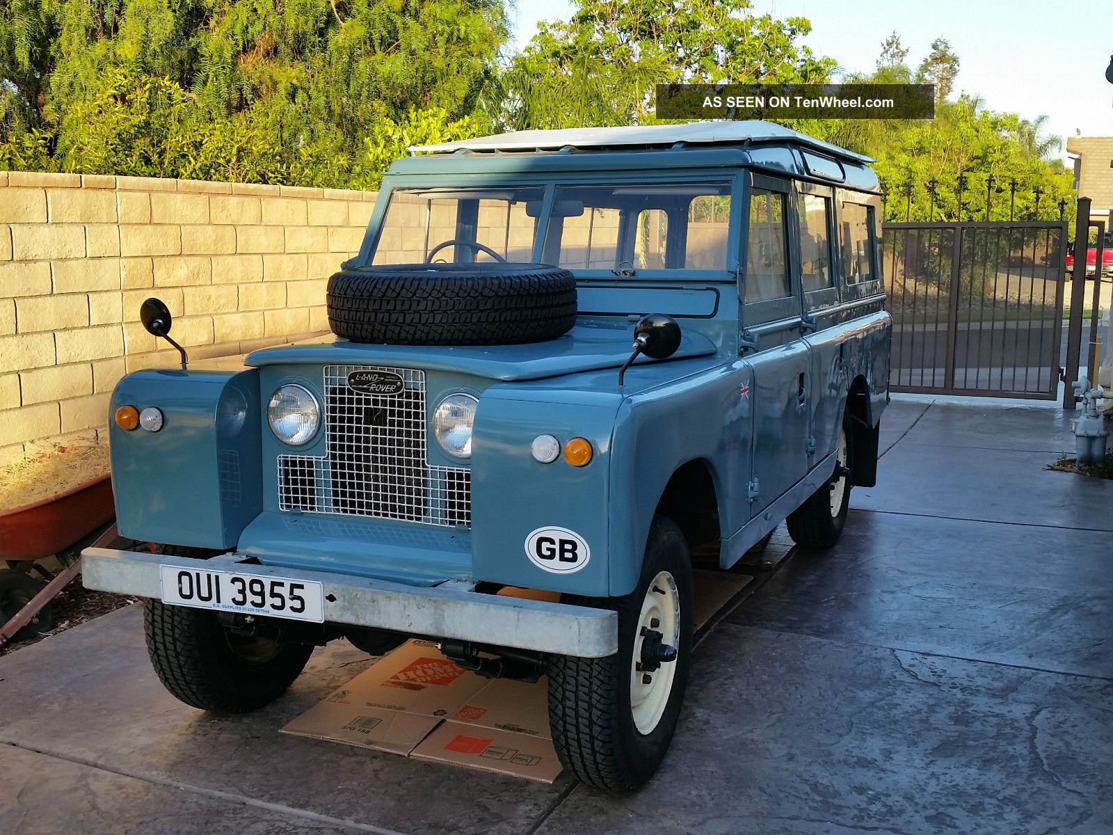 1964 Land Rover 109 Type Iia Right Hand Drive Other photo