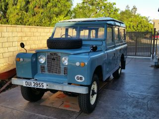 1964 Land Rover 109 Type Iia Right Hand Drive photo