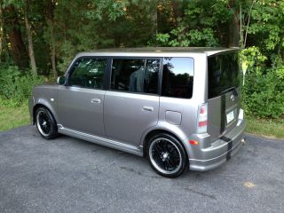 2006 Toyota Scion Xb - Silver - Gas - Saver W / Suv - Like Cargo Space - 4 - Door photo