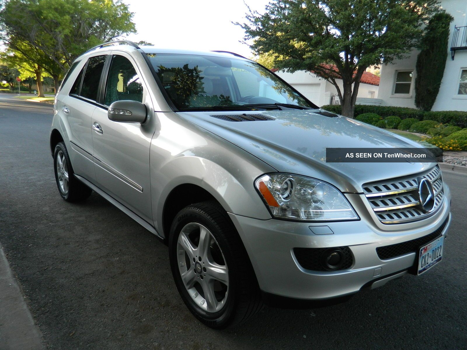 Excellent mercedes benz 2008 ml 350 4 matic suv for 2008 mercedes benz ml350