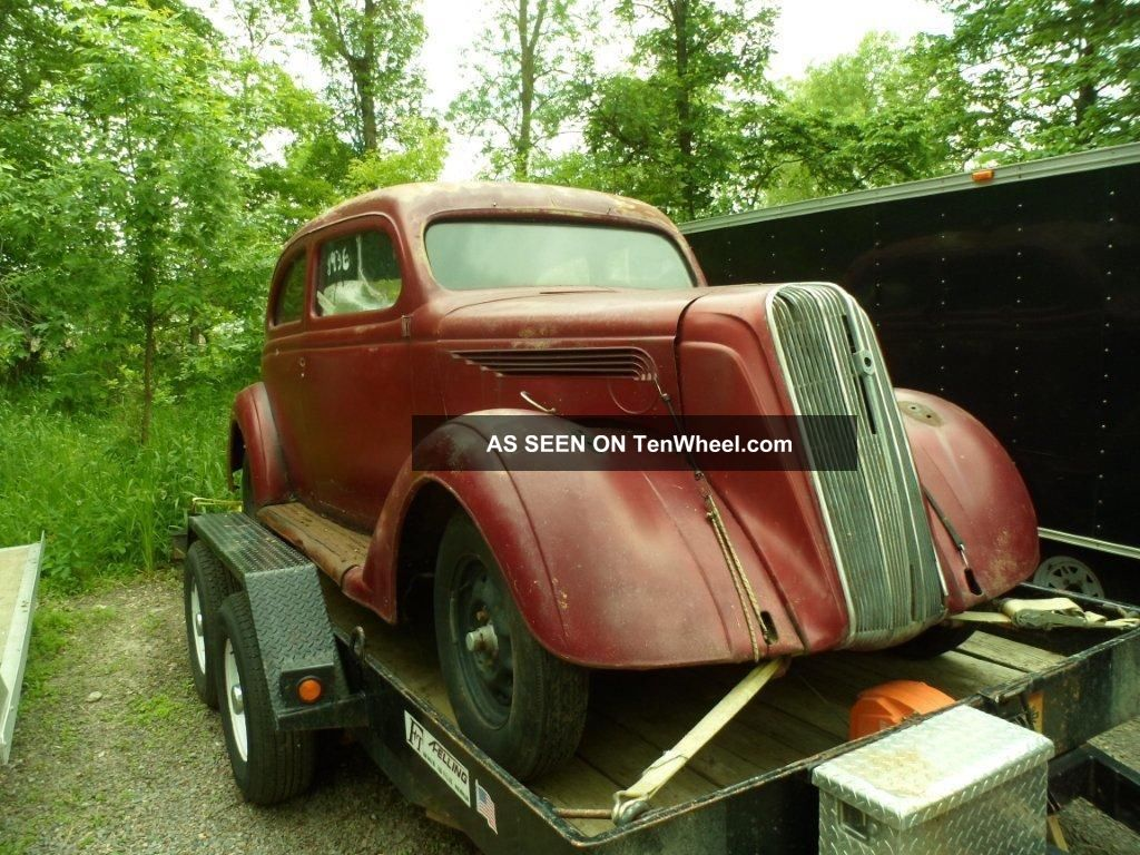 1936 Nash Lafayette 2 Door Sedan Other Makes photo