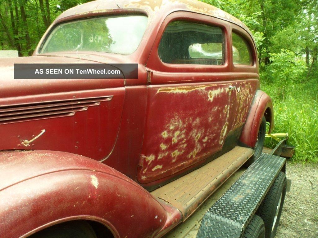 Acura Of Westchester >> 1936 Nash Lafayette 2 Door Sedan