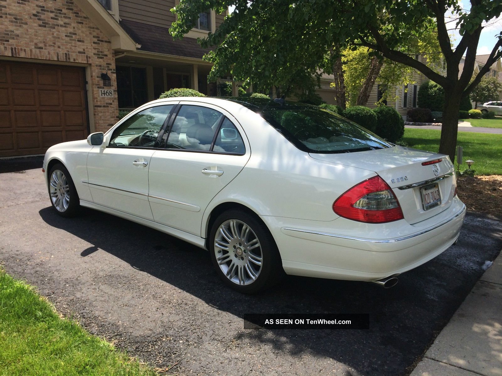 2008 mercedes benz e350 4matic for Mercedes benz e 350 2008