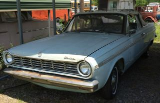 1965 Dodge Dart Gt Covertible photo