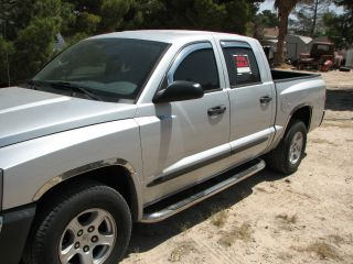 2005 Dodge Dakota Slt Crew Cab Pickup 4 - Door 4.  7l photo