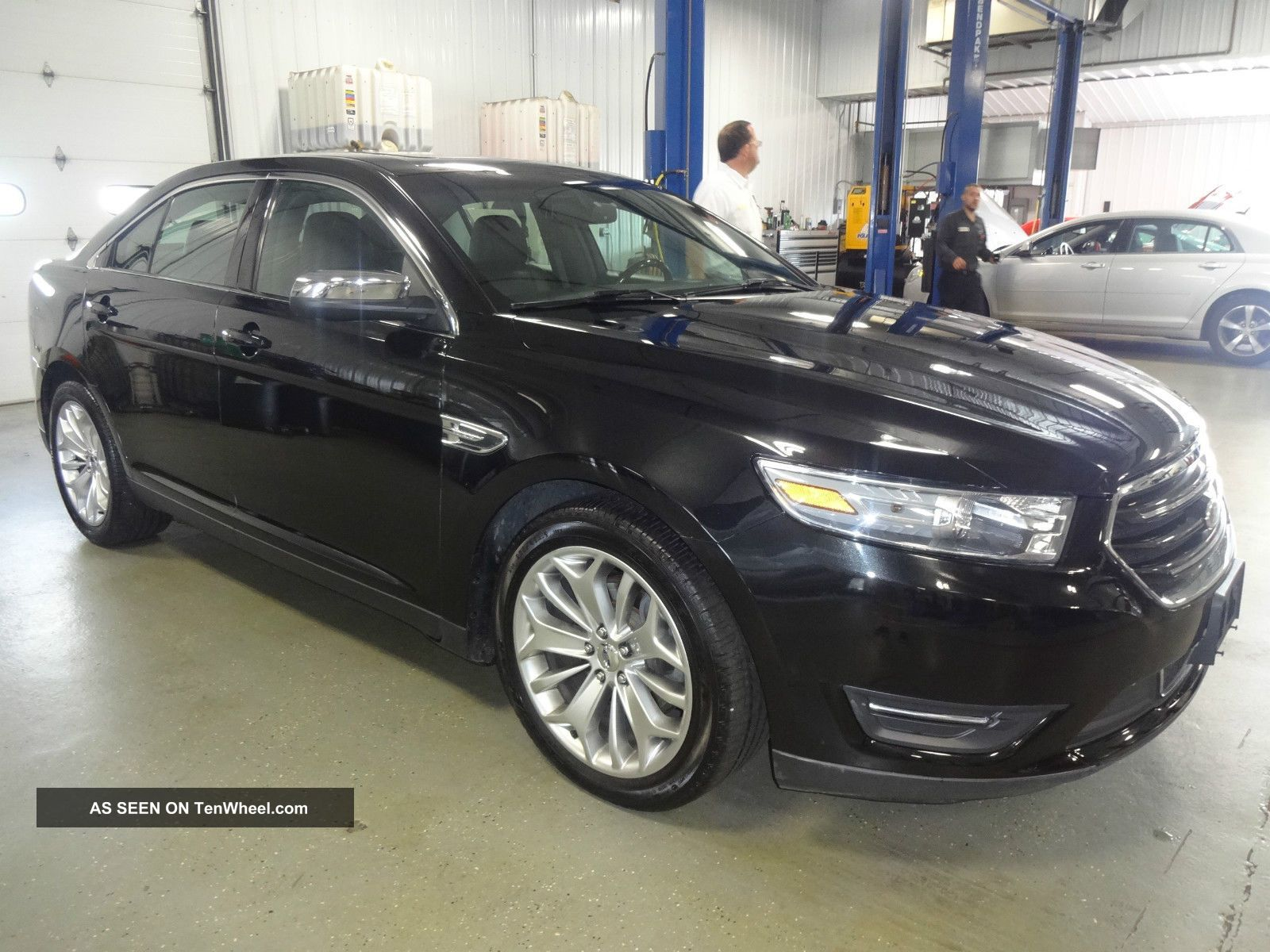 2013 ford taurus limited sedan 4 door 3 5l black taurus photo. Cars Review. Best American Auto & Cars Review