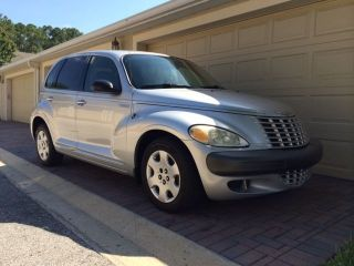 2003 Chrysler Pt Cruiser 5 Speed,  Very,  Well Maintanied photo