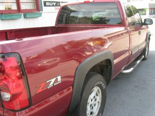 2004 Chevy Silverado 4wd Extended / Z71 photo