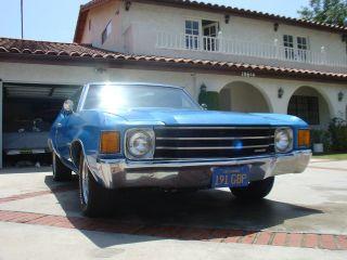 1972 Chevy Chevelle 1968 1967 1969 1970 1971 1966 photo