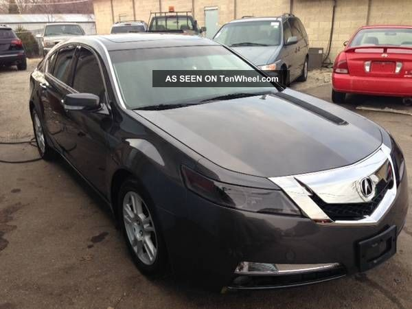 2011 Acura Tl Loaded,  Immaculate TL photo