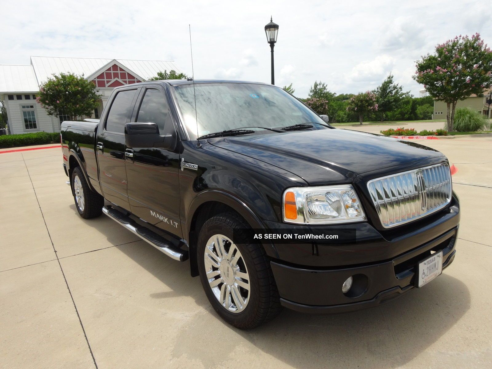 2007 Lincoln Mark Lt Elite Base Crew Cab Pickup 4 - Door 5.  4l Mark Series photo